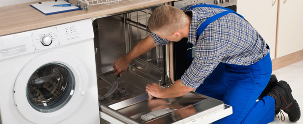 dishwasher repair, cook-top repairing, microwave repairing, trash-compactor repairing